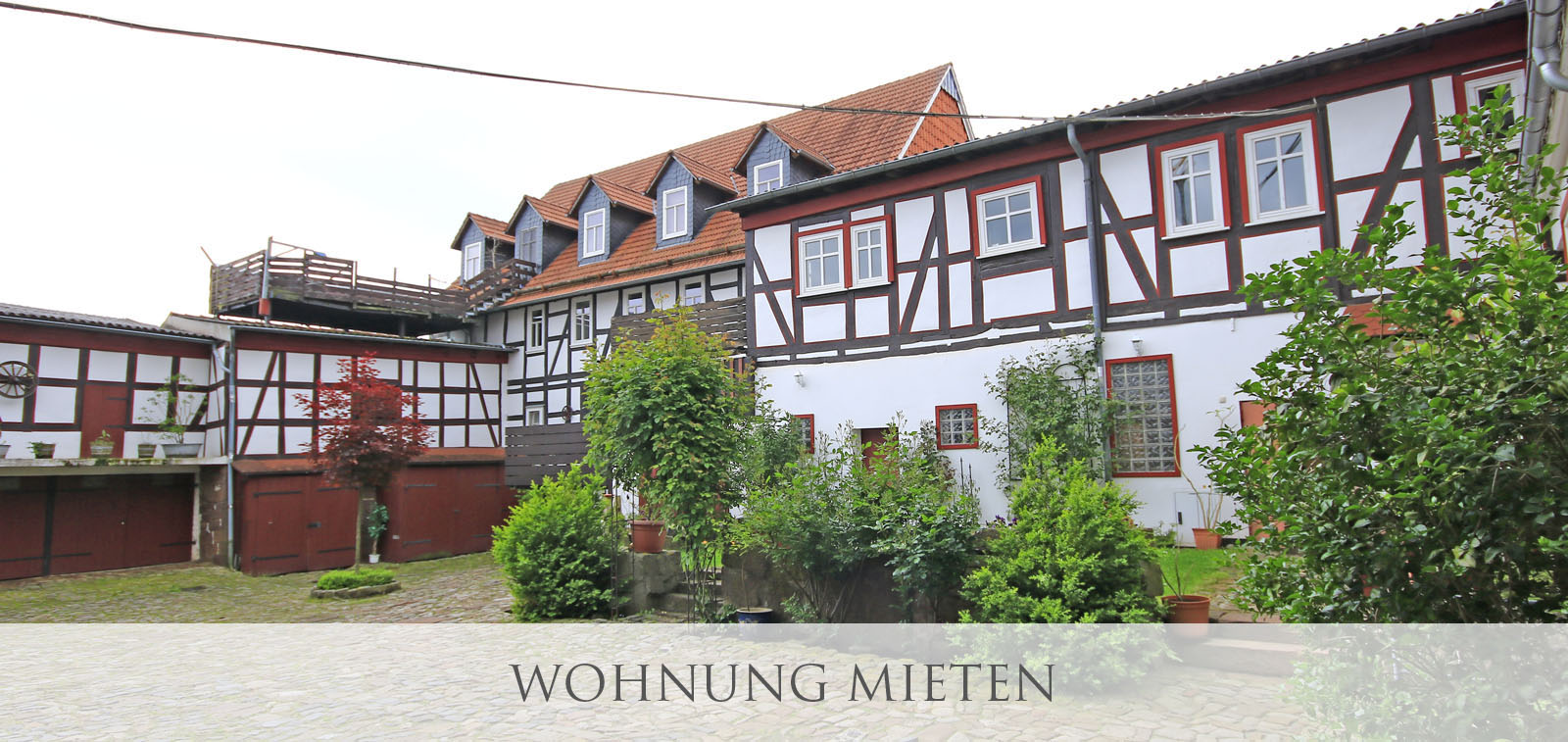 Wohnung mieten Grebenstein